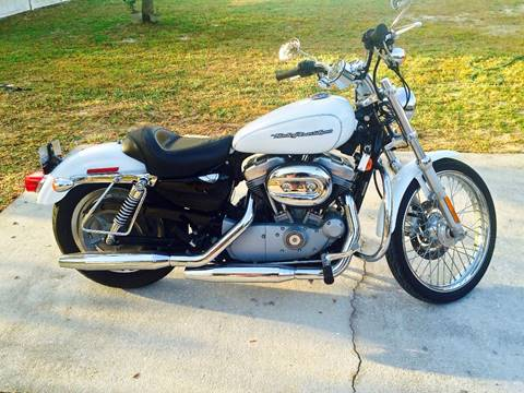2006 Harley-Davidson Sportster 883 L for sale in Tampa FL