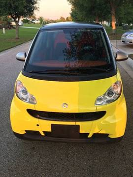 2008 Smart fortwo for sale in Tampa, FL