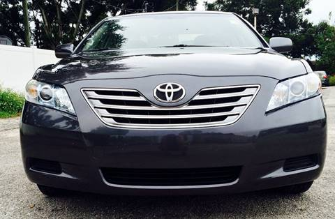 2007 Toyota Camry Hybrid for sale in Tampa FL