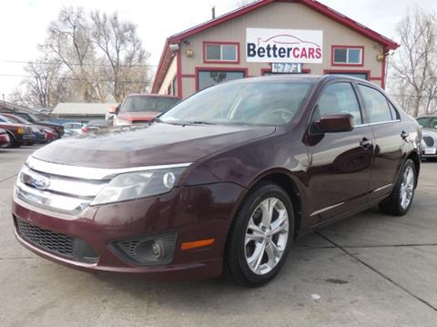 2012 Ford Fusion for sale in Englewood, CO