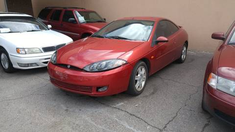 2001 Mercury Cougar for sale in Englewood, CO