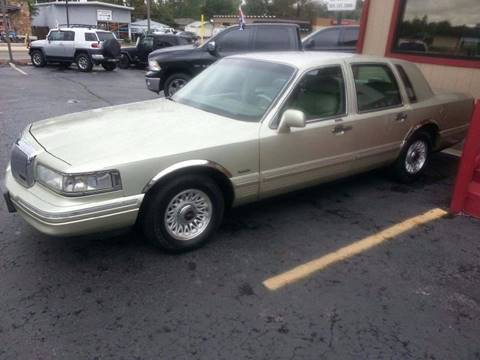 1997 Lincoln Town Car for sale in Englewood, CO