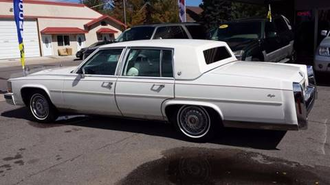 1987 Cadillac Brougham for sale in Englewood, CO
