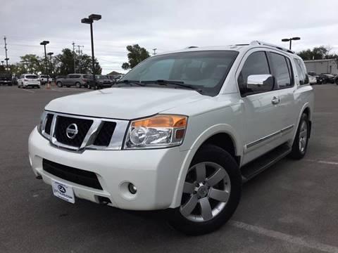 2013 Nissan Armada for sale in Murfreesboro, TN