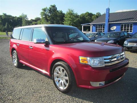 2009 Ford Flex for sale in Madison, VA