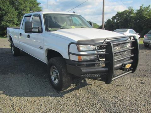 2006 Chevrolet Silverado 3500 for sale in Madison, VA