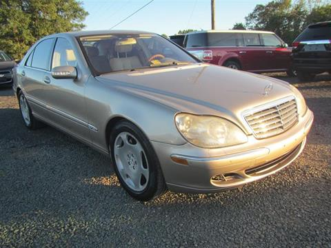 2005 Mercedes-Benz S-Class for sale in Madison, VA