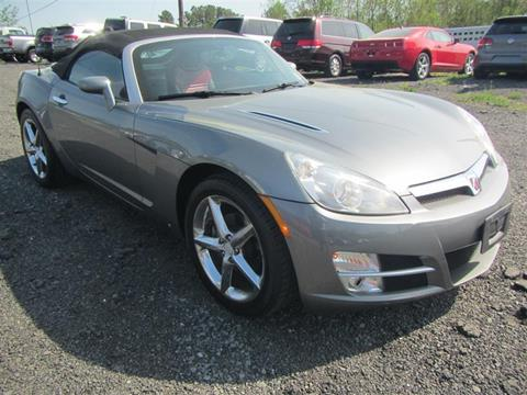 Superb 2007 Saturn SKY For Sale In Madison, VA