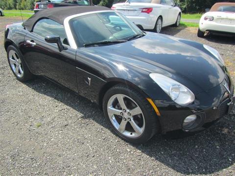 2007 Pontiac Solstice for sale in Madison, VA