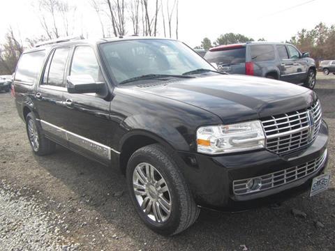 2008 Lincoln Navigator L for sale in Bealeton, VA
