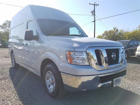 2013 Nissan NV Cargo for sale in Bealeton, VA