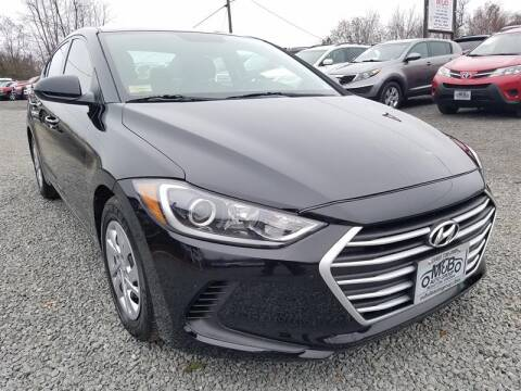 2018 Hyundai Elantra for sale in Bealeton, VA