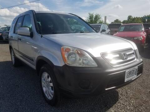 2006 Honda CR-V EX for sale at M and B Auto Group in Bealeton VA