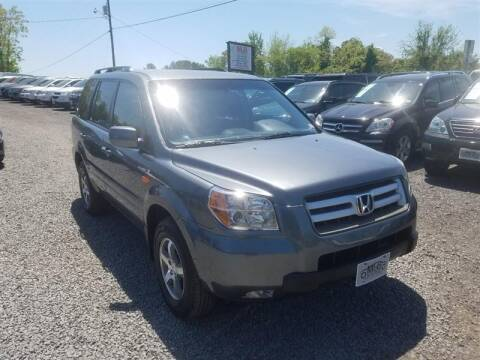 2008 Honda Pilot EX for sale at M and B Auto Group in Bealeton VA