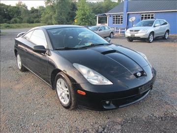 2000 Toyota Celica for sale in Madison, VA