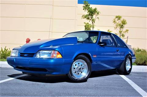 1989 Ford Mustang for sale in Hialeah, FL