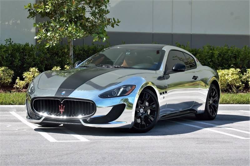 2013 Maserati GranTurismo Sport In Hialeah, FL - Northstar Auto Sales