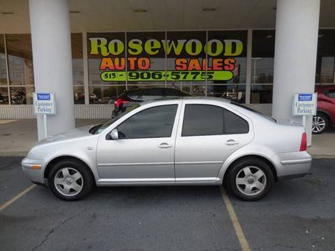 2001 Volkswagen Jetta for sale in Fairfield, OH