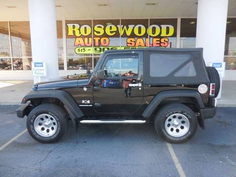 2009 Jeep Wrangler for sale in Fairfield, OH