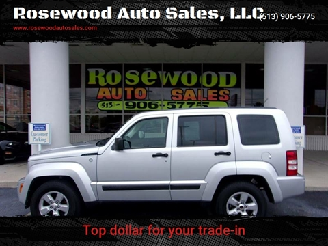 2012 Jeep Liberty for sale in Hamilton, OH