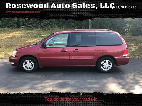 2004 Ford Freestar for sale in Hamilton, OH