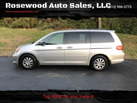 2008 Honda Odyssey for sale in Hamilton, OH
