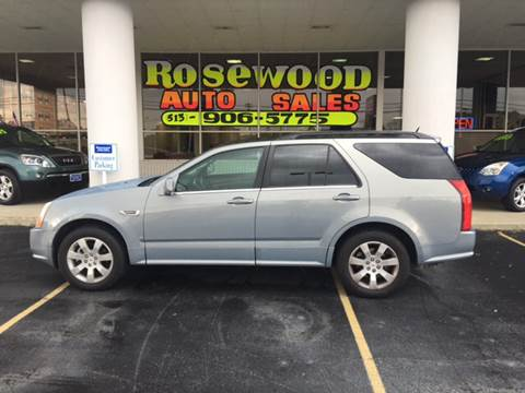 2007 Cadillac SRX for sale in Fairfield, OH