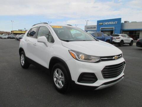 2019 Chevrolet Trax LT for sale at CHANDLER CHEVROLET in Madison IN