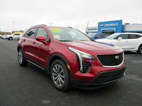 2019 Cadillac XT4 Sport for sale at CHANDLER CHEVROLET in Madison IN