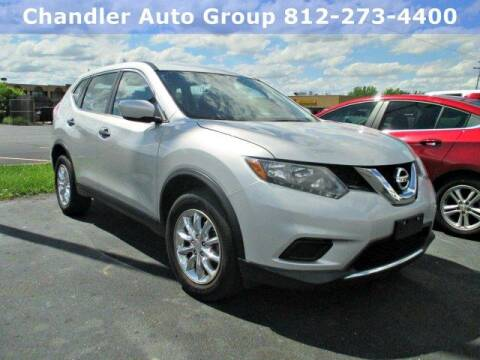 2016 Nissan Rogue S for sale at CHANDLER CHEVROLET in Madison IN