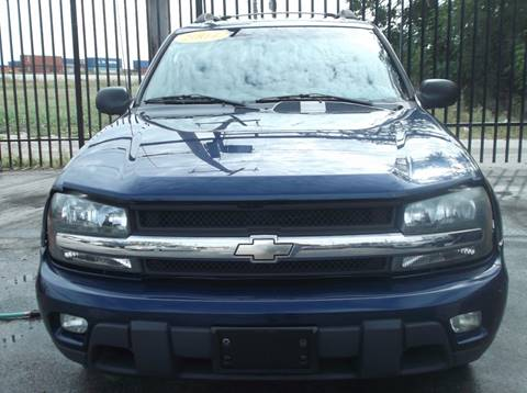 2004 Chevrolet TrailBlazer EXT for sale in Harvey, IL
