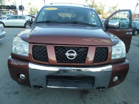 2004 Nissan Armada for sale in Harvey, IL