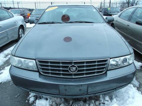 2004 Cadillac Seville for sale in Harvey, IL