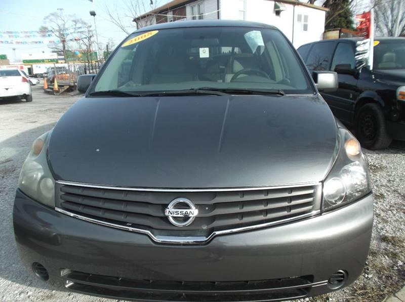 2008 Nissan Quest 35 S 4dr Mini Van In Harvey Il Rite Price Auto