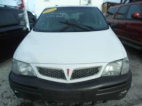 2004 Pontiac Montana for sale in Harvey, IL