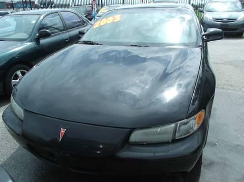 2003 Pontiac Grand Prix for sale in Harvey, IL