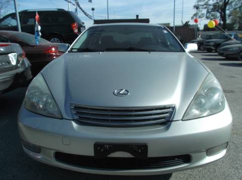2004 Lexus ES 330 for sale in Harvey, IL