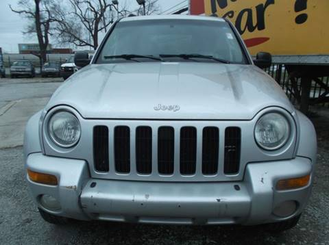 2003 Jeep Liberty for sale in Harvey, IL