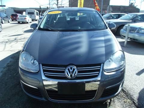 2008 Volkswagen Jetta for sale in Harvey, IL