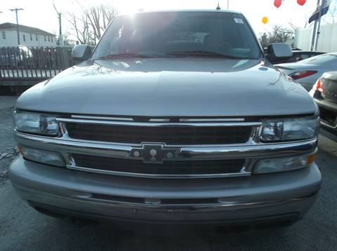 2005 Chevrolet Tahoe for sale in Harvey, IL