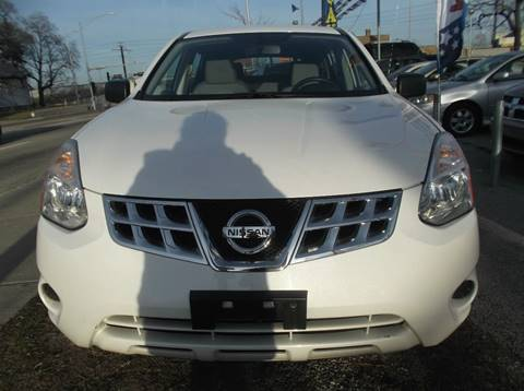 2012 Nissan Rogue for sale in Harvey, IL