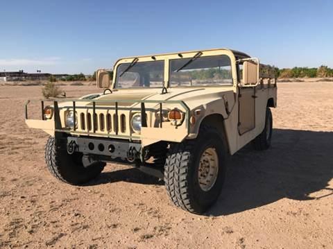 1988 AM General Hummer for sale in Yuma, AZ