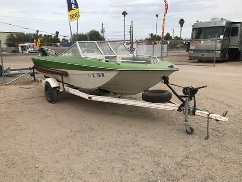 1981 Newman boat