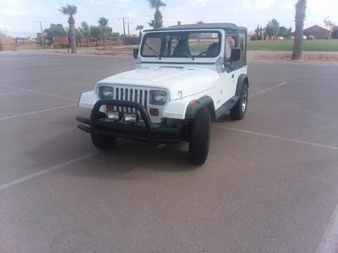 1992 Jeep Wrangler for sale in Yuma, AZ