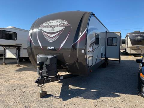 2016 Forest River Wildwood for sale in Yuma, AZ