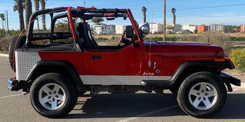 1993 Jeep Wrangler for sale in Yuma, AZ