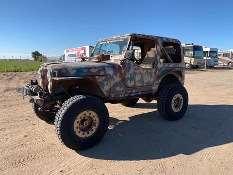 1984 Jeep CJ-7 for sale in Yuma, AZ