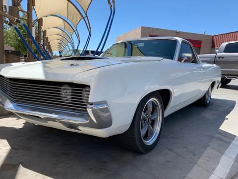 1970 Ford Ranchero for sale in Yuma, AZ