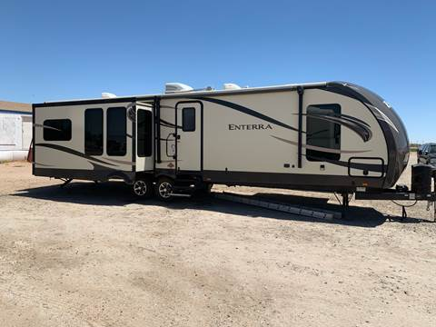 2015 Cruiser RV ENTERRA for sale in Yuma, AZ on