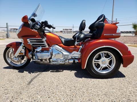 2006 Honda Goldwing for sale in Yuma, AZ